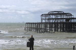 Windpark bij Brighton