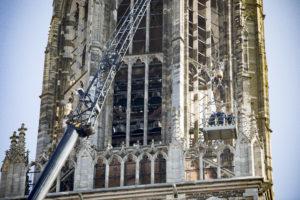 Rothuizen Architecten: 'Domtoren staat niet op instorten'