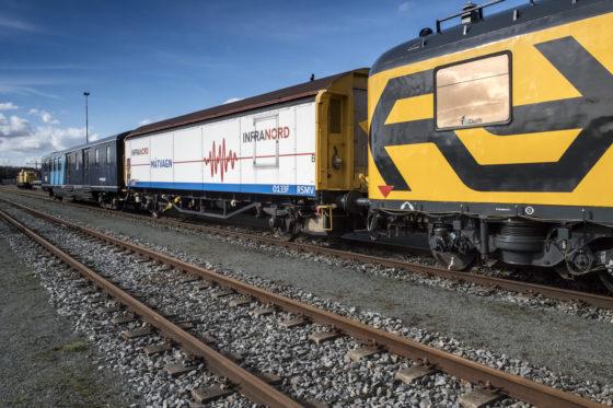 Slappe grond en veel treinen funest voor spoor