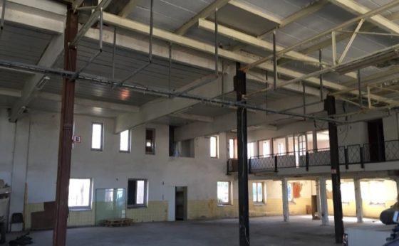 BOEi gaat weer oude zuivelfabriek opknappen
