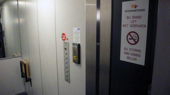'Lift niet overal te gebruiken als vluchtroute'