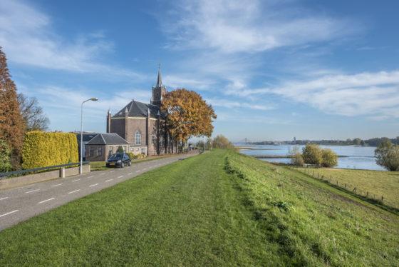 Waterschap kiest voor alliantie bij 23 kilometer dijk Gorichem