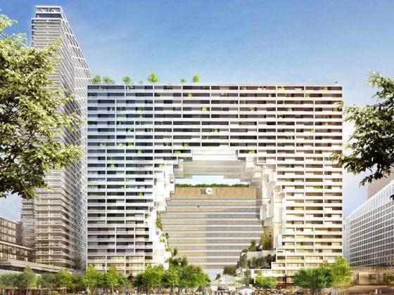 10.000 nieuwe woningen rond Haagse stations