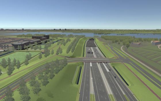 Ballast Nedam beticht van concurrentievervalsing bij Blankenburgtunnel