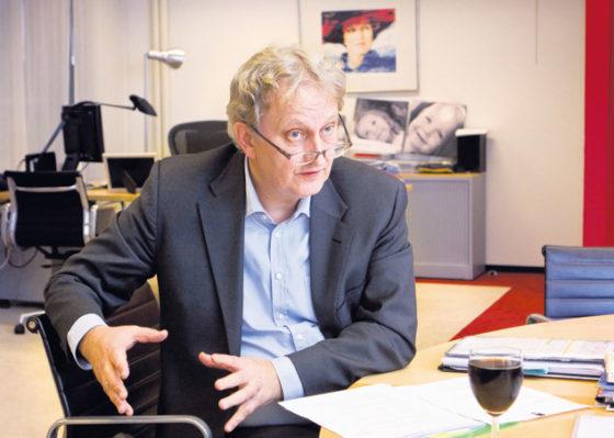 Eberhard van der Laan kastijdde de volkshuisvesting omdat hij haar liefhad