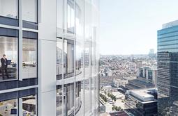 BAM bouwt voor 83 miljoen twee kantoortorens in Brussel