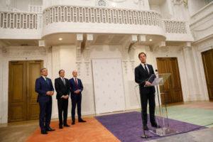 Het kabinet Rutte III presenteerde dinsdagmiddag zijn regeerakkoord.