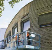 Zorginstelling Emergis bouwt kliniek met materialen van Rijkswaterstaat
