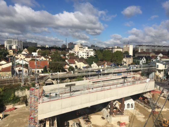 Bouwrevolutie trekt door Parijse ondergrond