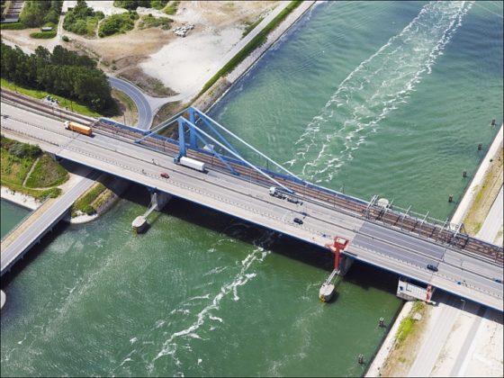 A15 krijgt tijdelijke brug van 40 miljoen euro