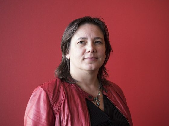 Sandra Erkens van de TU Delft: 'Het nieuwe epoxy asfalt gaat wel 50 jaar mee'