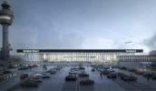 Herberekening groeiplannen Schiphol: Luchthaven bouwt stug door