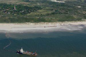 Rijkswaterstaat zegt zandcontract met Van der Lee op wegens wanprestatie