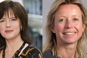Bouw krijgt te maken met twee vrouwelijke ministers