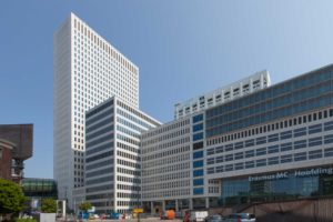 Speciale takelramen Erasmus ziekenhuis komen goed van pas