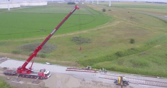 ProRail steekt 1 miljard in spoorplan Noorden