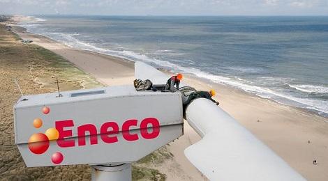 Eneco neemt windmolenparken De Wolff over