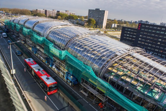 Bouw woningen metrostation Noord 'on hold' door oplopende bouwkosten
