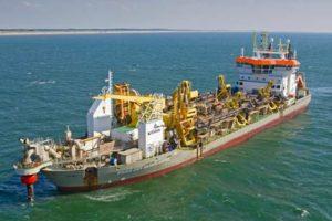 Boskalis ziet winst halveren door transportactiviteiten