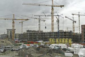 Niet meer dan 65.000 nieuwe woningen in 2019: 'Personeelstekort en weinig bouwlocaties drukken groei'