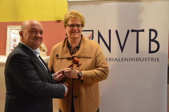 NVTB slaat nieuwe weg in met Titia Siertsema