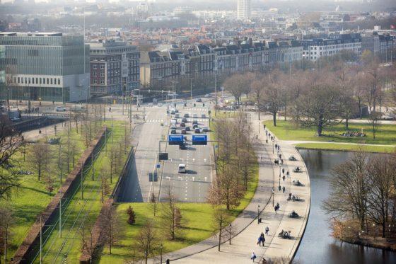 Heijmans en Siemens renoveren Haagse Koningstunnel