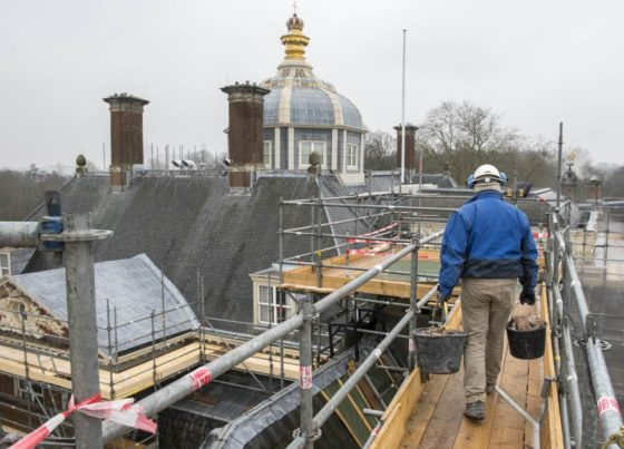 Renovatie Huis ten Bosch 4,1 miljoen duurder door bouwkundige tegenvallers