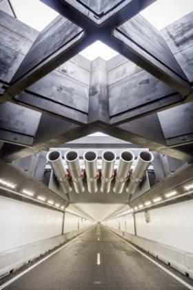 Renovatie Velsertunnel Foto: Jorrit Lousberg