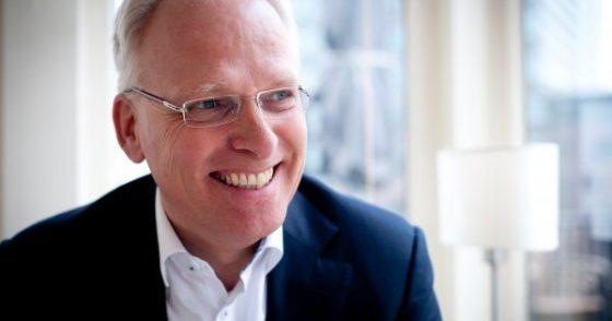Piet Adema volgt Johan Groen op als voorzitter NVB