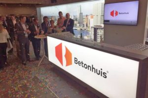 Betonwereld bundelt de krachten in het Betonhuis