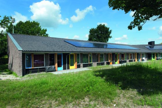 Perfect dak gegarandeerd voor nieuw zorgcomplex