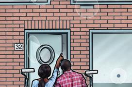 Kapot tegelwerk of ontbrekende gevel: bouwers maken weer meer opleverfouten
