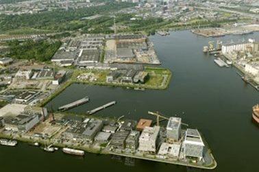 Bouw 10.000 woningen in Amsterdams Havengebied mogelijk jaren eerder