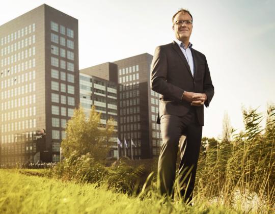 Bas Weber (PwC) waarschuwt bouwers: 'Ik zie nergens een revolutie'