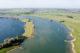 Nl luchtfoto ruimte voor de rivier de lek.  80x53