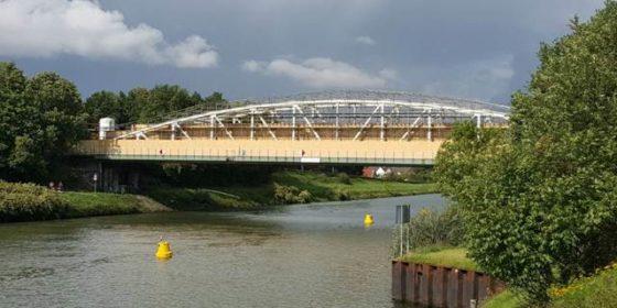 Renovatieplan brug Urmond deugt niet: noodgedwongen 2 fases