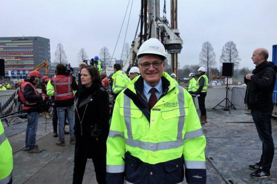 Gerard Sanderink: 'Ik ben als mens ontzettend geraakt door problemen RIVM'