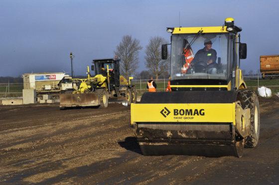 Boeing landt in Lelystad straks probleemloos op natuurlijke klei