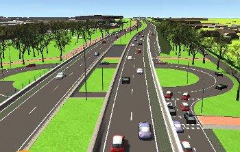 """Utrechters willen geen ''foeilelijke"""" fly-overs, maar een verdiepte snelweg"""
