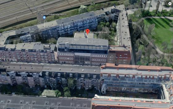 Amsterdamse gemeentepanden worden sociale huurwoningen