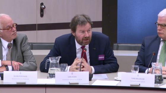 EIB boort Klimaatakkoord de grond in: 'Ik wil geen nederlagenstrategie'