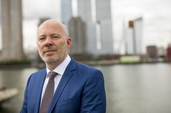 Rotterdam haalt doelstelling transformatie kantoren