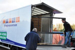 Ondernemers tuigen Bouwkringloop op voor restmaterialen