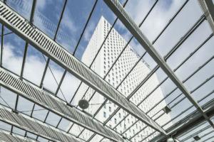 Twintig jaar voorbereiden en acht jaar bouwen aan Erasmus Medisch Centrum