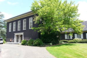 Voormalig nazi-gebouw Soesterberg komt in verkoop