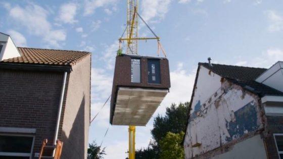Industriële woningen zijn niet meer weg te denken