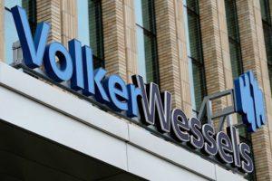 Zeesluis IJmuiden blijft VolkerWessels kwellen: verlies loopt op naar 111 miljoen euro