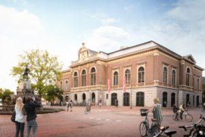 RUG Campus Fryslân: 's lands eerste monumentale all-electric onderwijsgebouw