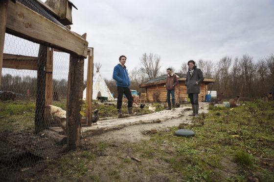 Stefan van Uffelen, de man van het betonakkoord, pioniert met idealistisch woonproject