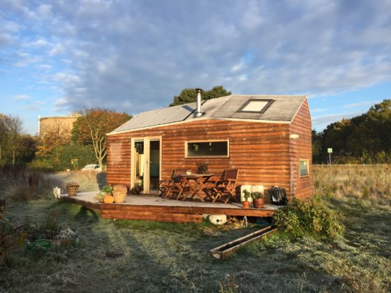 'Funda' voor Tiny Houses in de steigers